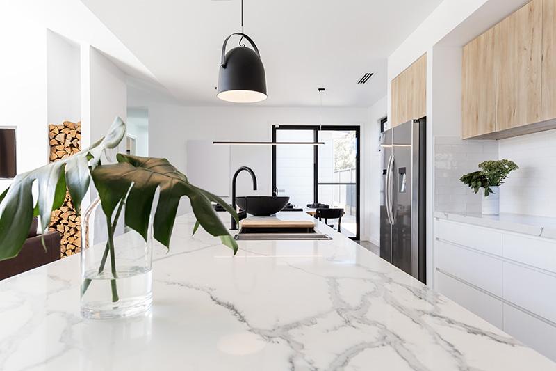 Marmer keuken marmer interieur marmer woonkamer marmer luxe