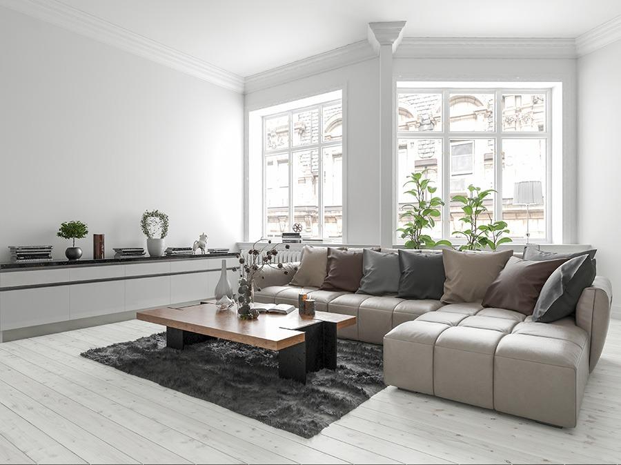 Modern interieur design interieur minimalistisch interieur