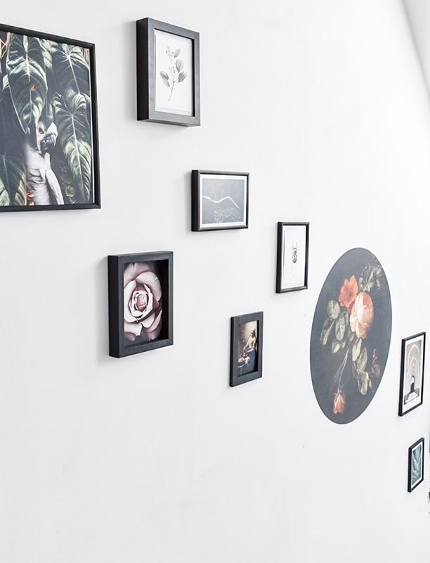 Posters-muur-wanddecoratie-scandinavische-decoratie-posters-muurdecoratie-gallery-wall-posters-als-decoratie-zwart-wit-posters-Vogue