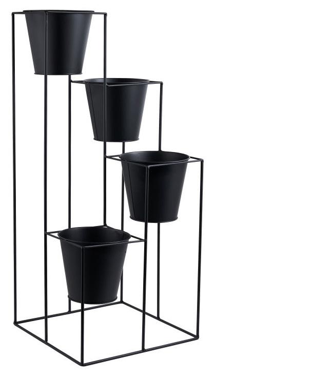 Zwarte-plantenbak-metalen-plantenbak-bloempot-planten-decoratie-botanisch-interieur-scandinavisch-interieur-industrieel-interieur-zwart-interieur-zwarte-decoratie