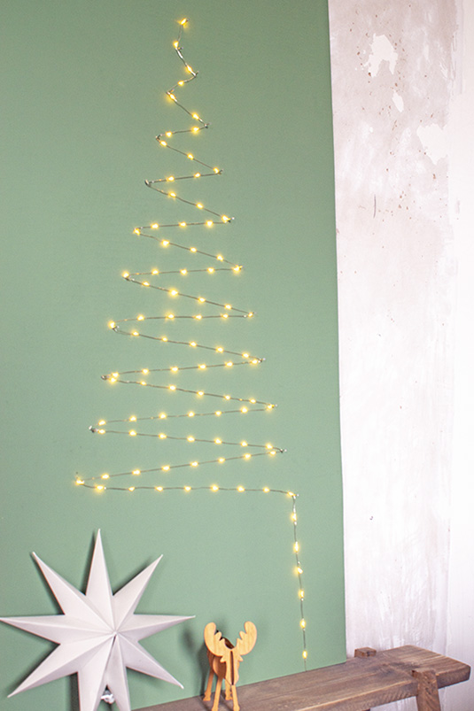 Houten kerstboom licht kerstboom moderne kerst scandinavische kerst houten kerstboom met lichtjes diy kerstboom diy kerst