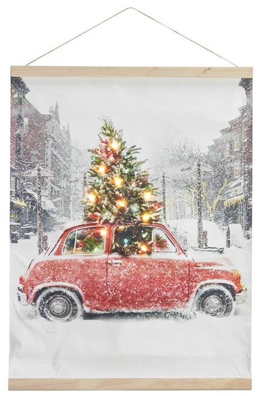 Kerstposter-kerstboom poster verlichting-kerstversiering-kerstdecoratie-kerstinspiratie-alternatieve-kerstboom
