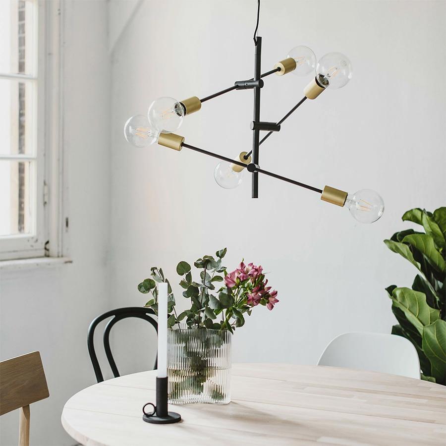 moderne hanglamp stoere hanglamp hanglampen eettafel zwarte hanglamp gouden hanglamp eettafel lamp
