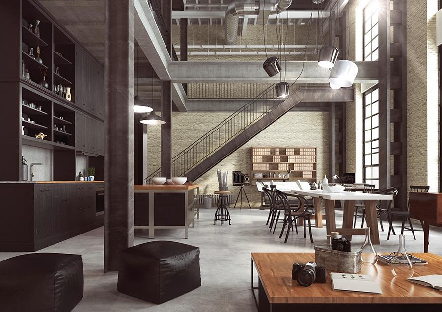 stalen trap metalen trap industriele trap ijzeren trap stalen trap met houten treden stalen traptreden traptreden staal stalen trap industrieel stalen trap met houten treden
